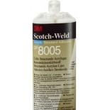 Двухкомпонентный клей 3М SW DP8005 (38 ml), акриловый, желто-белый
