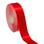 Светоотражающая лента контурной маркировки 3М 983 пленка красная, 53,5 мм Х 50 м