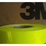 "4083 пленка 3М световозвращающая, флуорисцентная, ""алмазная"" 914мм х 45,7м"